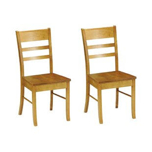 Kingstown Solid Pine Dining Chair (Set of 2)  sc 1 st  Wayfair & Solid Pine Chairs | Wayfair.co.uk