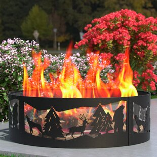 Regal Flame Wilderness Steel Wood Burning..
