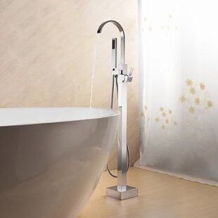 Jade Bath Casey Single Handle Floor Mount..