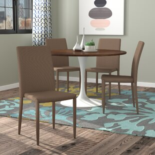 Big Save Swepson Upholstered Dining Chair (Set of 4) by Latitude Run Reviews (2019) & Buyer's Guide