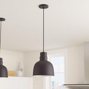 Find for Fitzhugh 1-Light Kitchen Inverted Pendant By Andover Mills