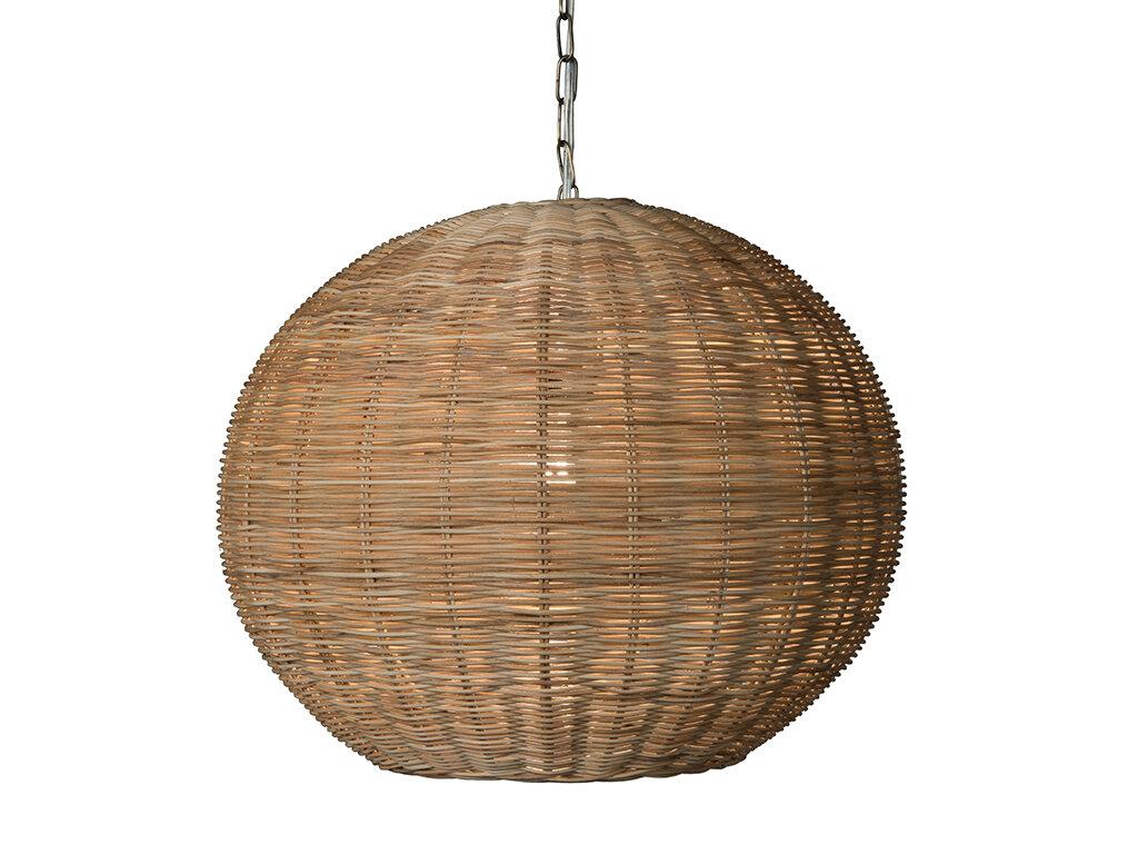 Mistana Elodie 1 Light Single Globe Pendant Wayfair