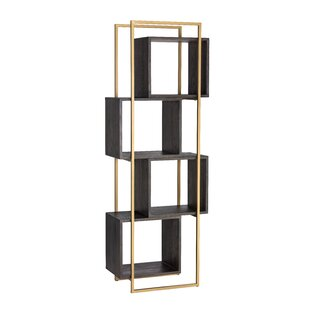 Dassel Etagere Bookcase By Everly Quinn