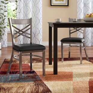 Generation Coated Upholstered Dining Chair Set of 2