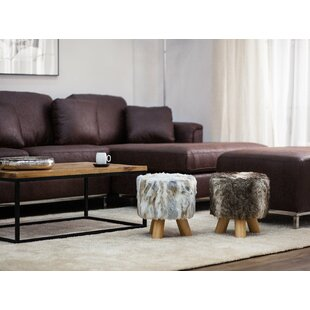 Fredrick Ottoman by Union Rustic