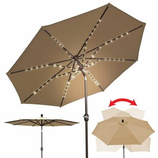 Lucy Patio 9' Cantilever Umbrella by Freeport Park