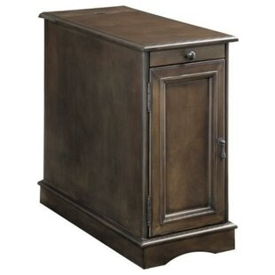 Eichhorn End Table with Storage