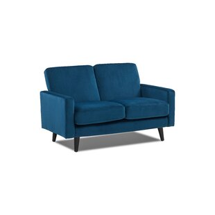 Alba 2 Seater Sofa By Canora Grey