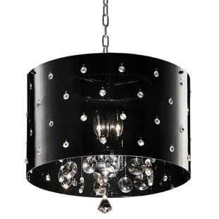 ORE Furniture Star Crystal 1-Light Pendant