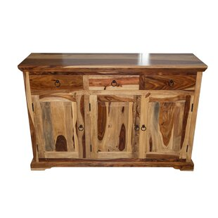 Reaves 3 Door Sideboard Loon Peak