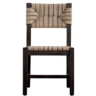 Allenbie Mango Wood Dining Chair by Bunga..
