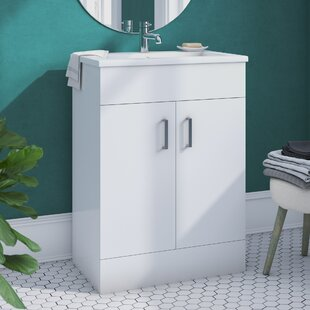 Maddalena 610mm Free-standing Vanity Unit By Zipcode Design