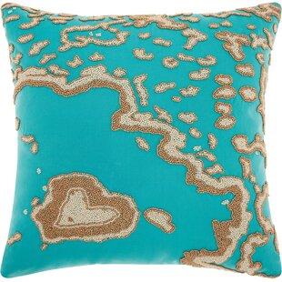 Charlestown Coastal Outdoor Throw Pillow