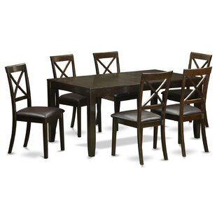 Lynfield 7 Piece Extendable Dining Set by..