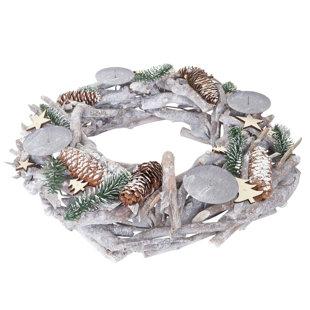 48cm Tabletop Advent Wreath Image