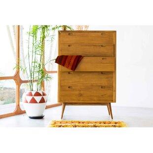 Purchase Halesowen 5 Drawer Tower Dresser by Corrigan Studio