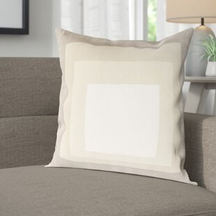 Akron Cotton Pillow Cover