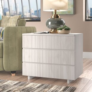 Camarena 3 Drawer Accent Chest