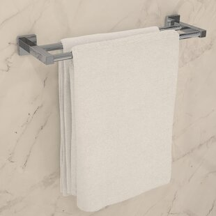 Big Save Duro Double 18 Wall Mounted Towel Bar BySymmons