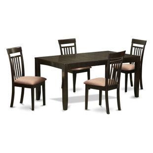 Lynfield 5 Piece Extendable Dining Set