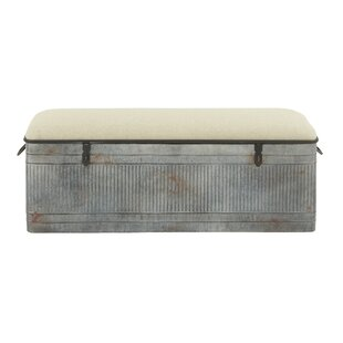 Dublin Upholstered Storage Bench