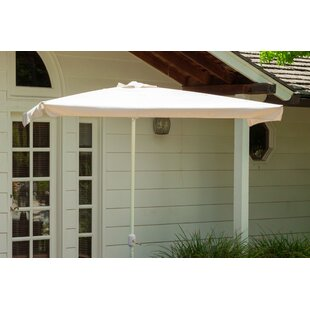 Home Loft Concepts Catalpa 7.5' Square Drape Umbrella