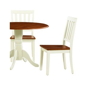 St Philips Marsh Solid Wood Dining Chair (Set of 2)