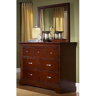 Darby Home Co Troxell 7 Drawer Double Dresse..