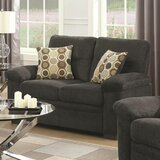 Mowry Transitional Loveseat by Winston Porter
