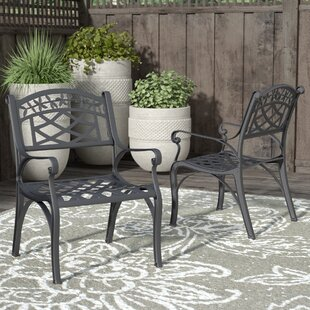 Carmen Patio Dining Chair (Set of 2)