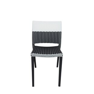 Chloe Stacking Patio Dining Chair by Source Contract Bargain