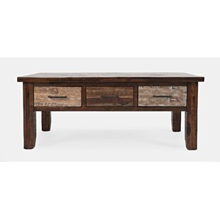 Heritage Hill Coffee Table by Loon Peak