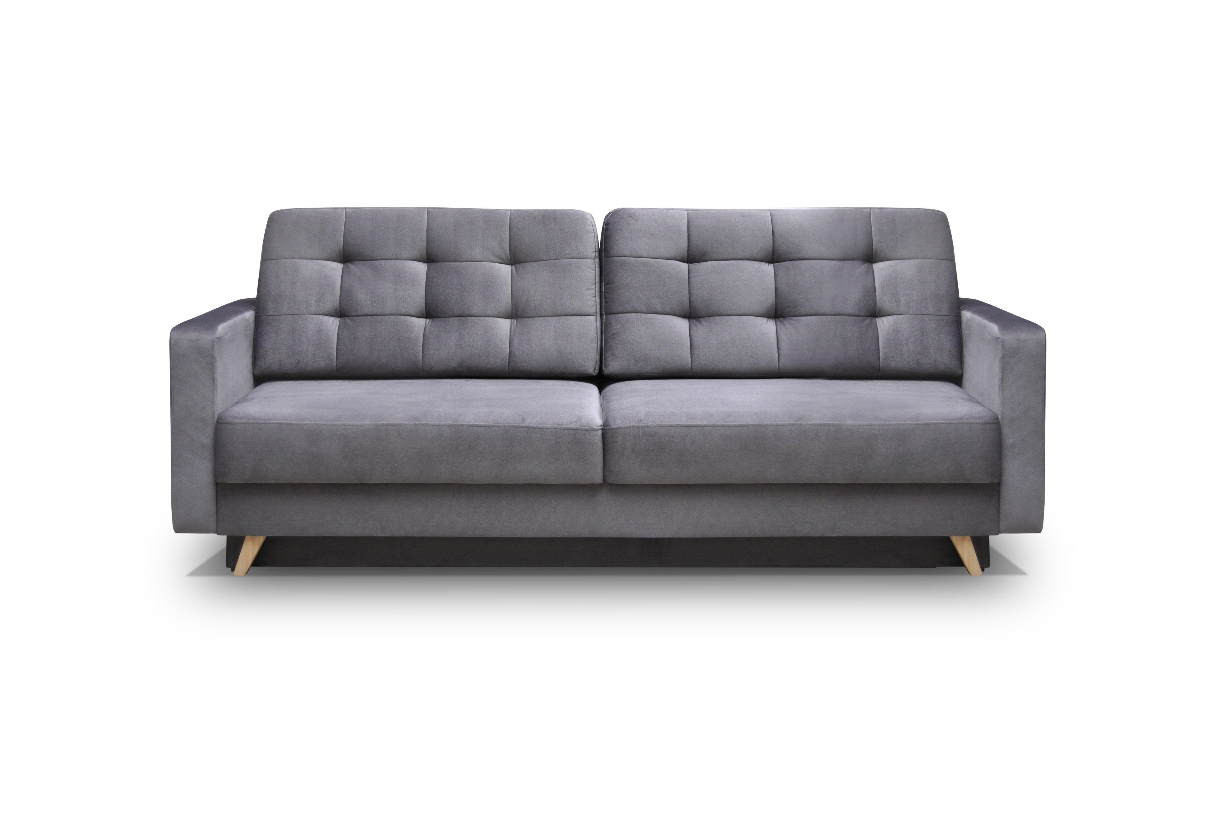 George Oliver Vegas Sofa 90 Square Arm