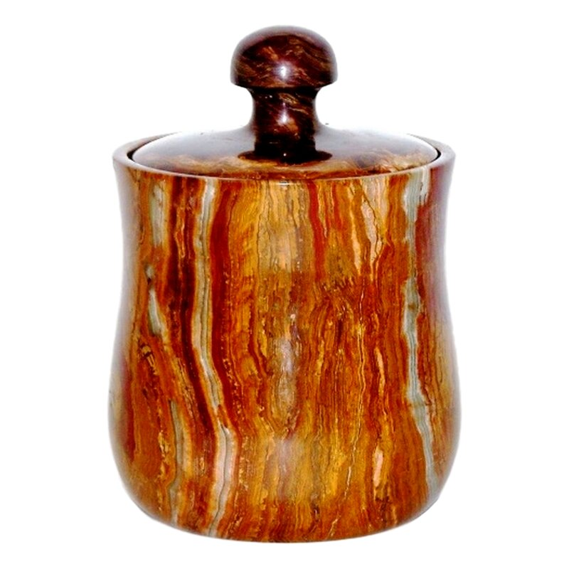 Nature Home Decor Onyx Kitchen Canister Reviews Wayfair