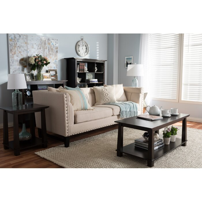 Wondrous Baxton Studio Stapleton Modern Sofa Spiritservingveterans Wood Chair Design Ideas Spiritservingveteransorg