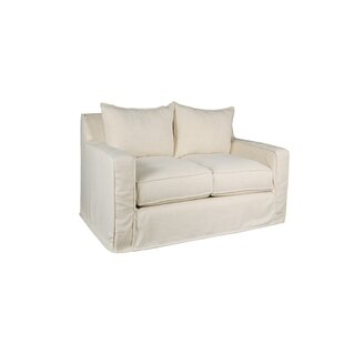 Polina Plush Deep Loveseat