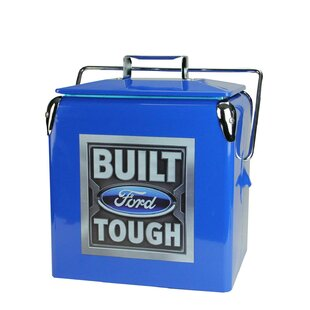 13.73 Qt. Built Ford Tough Cooler