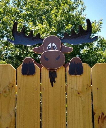 Moose Fence Topper