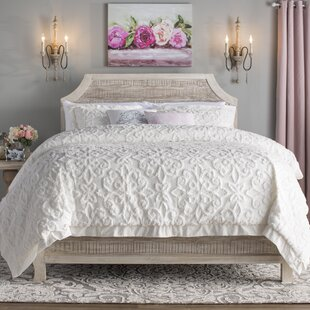 Keeney 100% Cotton 4 Piece Comforter Set