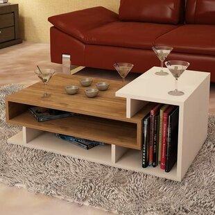 Wychwood Coffee Table With Storage By 17 Stories