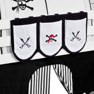 Pirate Bunk Bed Pocket By Zoomie Kids