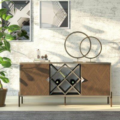 """Wrought Studio Okamoto 63"""" Wide Buffet Table"""
