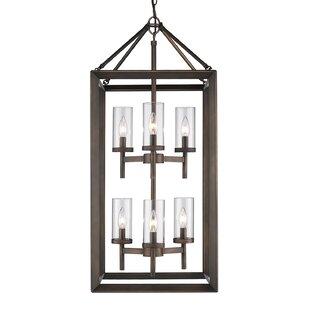 Thorne 6-Light Hanging Foy..