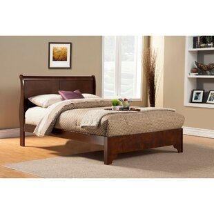 Gaul Low Footboard Sleigh Bed by Red Barrel Studio