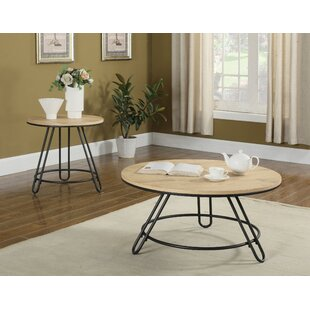 Mcgeorge 2 Piece Coffee Table Set