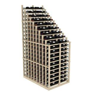 Prestige Series Waterfall 270 Bottle Floor Wine Bottle Rack by Wineracks.com