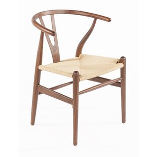 Y-Chair Solid Wood Dining Chair by Stilnovo
