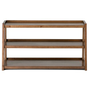 Sawhorse Media TV Stand for TVs up to 48