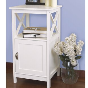 Maron End Table With Storage