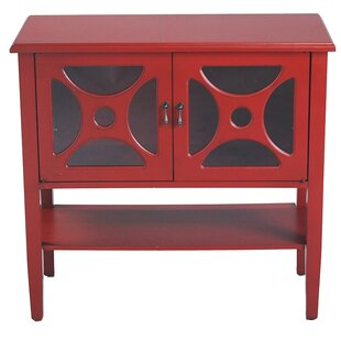 Rode Console 2 Door Accent Cabinet by World Menagerie